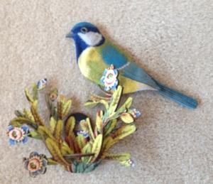Italy bird